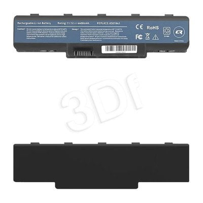 QOLTEC BATERIA DO ACER ASPIRE 4710 | 4400MAH | 10.8V