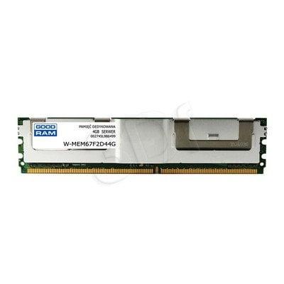 GOODRAM 4GB DDR2 ECC FULLY BUF 667MHz W-MEM67F2D44G
