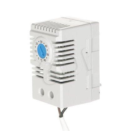 Triton panel wentylacyjny z termostatem RAB-CH-X04-X3 (4x wentylator 230V/60W, sufitowo-podłogowy, kolor czarny RAL 9005)