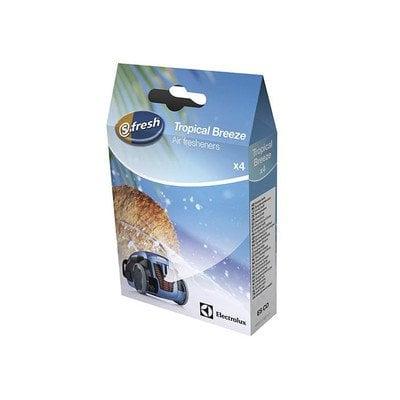 Saszetki zapachowe s-fresh® do odkurzacza 4x TROPIKALNA BRYZA (9001677799)