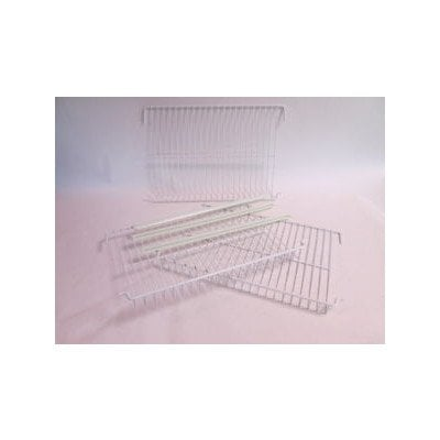 Półki na plastikowe i druciane r Półka chłodziarki 3szt. do lodówki Whirlpool (480131000116)
