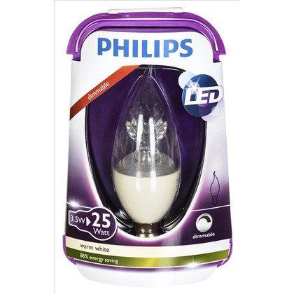 Philips żarówka LED 8718291765882 (świeczka 250lm 3,5W E14 ciepła biel)