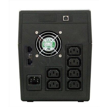 LESTAR UPS MC-1500U 1500VA AVR 6XIEC USB