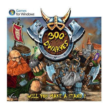 Gra PC 300 Dwarves (klucz do pobrania)