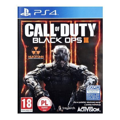 Gra PS4 Call of Duty Black Ops 3 Nuketown