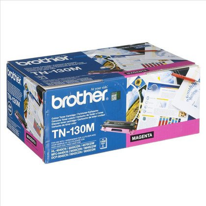 BROTHER Toner Czerwony TN130M=TN-130M, 1500 str.