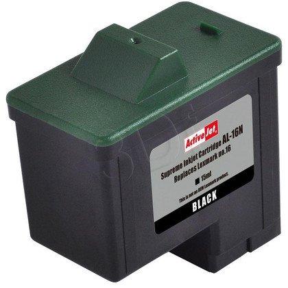 ActiveJet AL-16N tusz czarny do drukarki Lexmark (zamiennik Lexmark 16 10N0016)