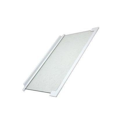 Środkowa/górna szklana półka do lodówki — 477 x 305mm (2251531063)