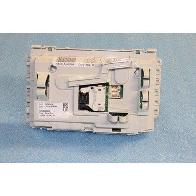 Elementy elektryczne do pralek r Moduł elektroniczny skonfigurowany do pralki Whirpool (480112101576)