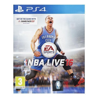 Gra PS4 NBA LIVE 16