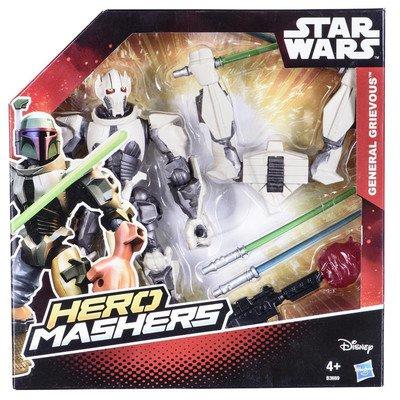 SW STAR WARS E7 HERO MASHERS FIGURKA Z BRONIĄ HASBRO B3666