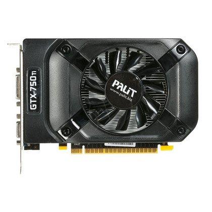 PALIT GF GTX750Ti 2048MB DDR5/128b D/mH PC StormXOC