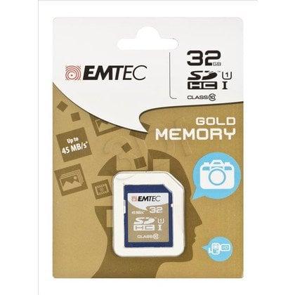 Emtec SDHC ECMSD32GHC10PH 32GB Class 10,UHS Class U1