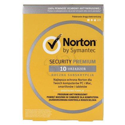 NORTON SECURITY PREMIUM 3.0 25GB PL 10D/12M CARD MM