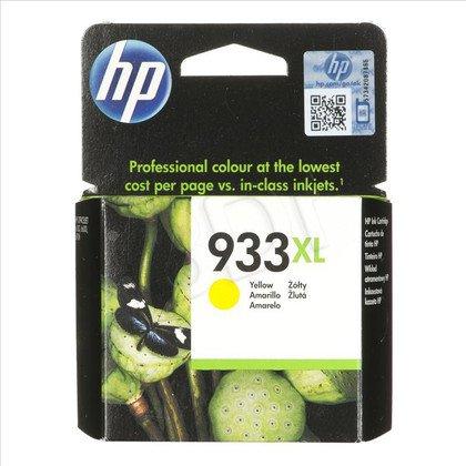 HP Tusz Żółty HP933XL=CN056AE, 825 str.