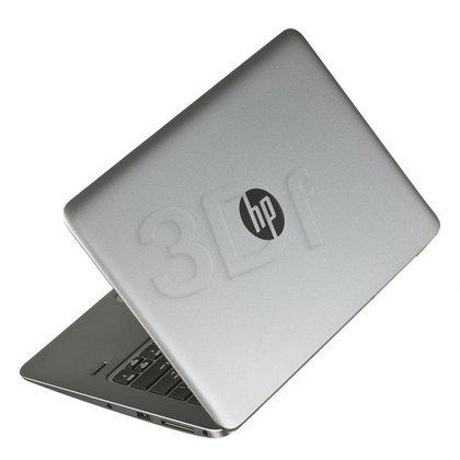 "HP EliteBook Folio 1020 G1 Special Edition M-5Y51 8GB 12,5"" QHD 180GB HD5300 Win7P Win8.1P Srebrny M3N04EA 3Y"