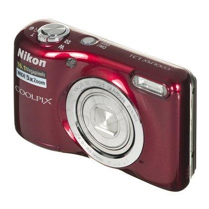 Aparat Nikon Coolpix L31 Czerwony