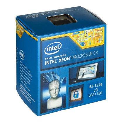 Procesor Intel Xeon E3-1276 v3 3600MHz 1150 Box