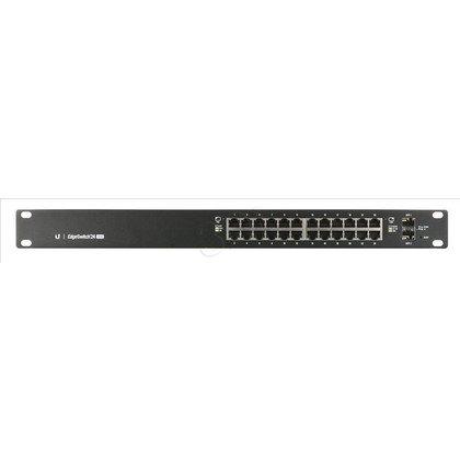 Ubiquiti EdgeSwitch ES-24-500W 24xGLAN 2xSPF/+ PoE+