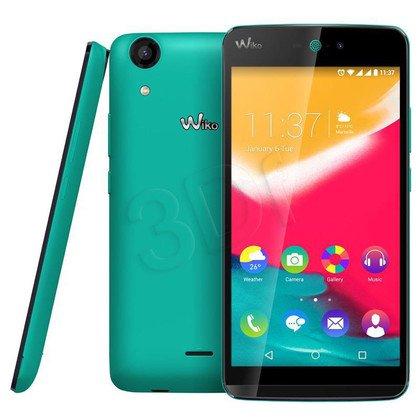 "Smartphone WIKO Rainbow Lite 4G 4GB 5"" turkusowy"