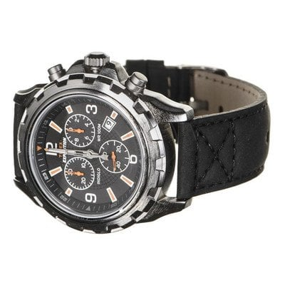 ZEGAREK TIMEX EXP RUGGED CHRONO BLK