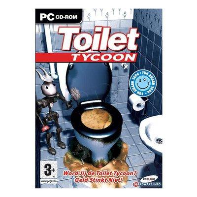 Gra PC Toilet Tycoon (klucz do pobrania)