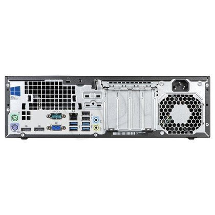 HP 600 G2 SFF i5-6500 4GB 500GB HD 530 W10 P1G57EA 3Y