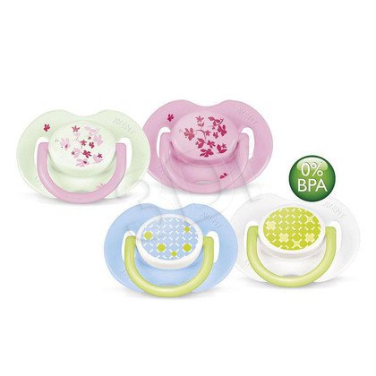 Smoczek AVENT FreeFashion SCF172/18 0-6m