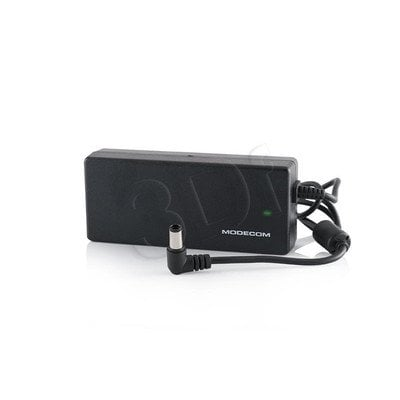 Zasilacz do notebooka Modecom ROYAL MC-1D90DE DO DELL (19,5V 90W) czarny