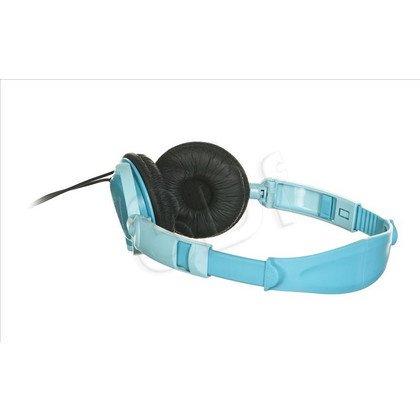 Słuchawki nauszne Panasonic RP-DJS200E-A (Niebieski)