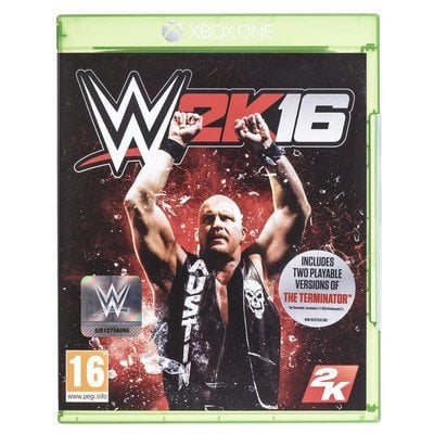 Gra Xbox ONE WWE 2K16