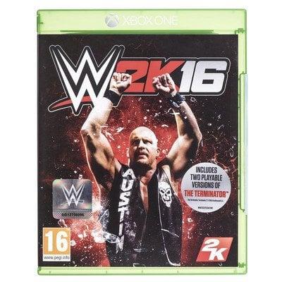 Gra Xbox ONE WWE 2K16