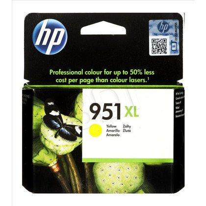 HP Tusz Żółty HP951XL=CN048AE, 1500 str.