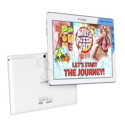 """LENOVO Tablet TB2-X30F( 10,1"""" Wi-Fi 16GB perłowa biel)"""