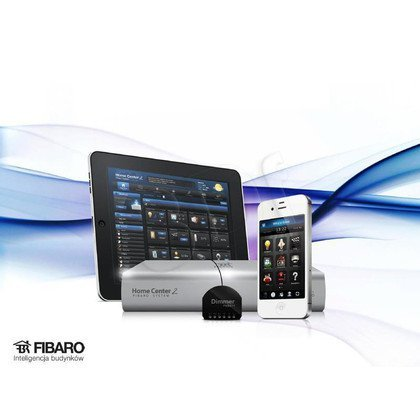 FIBARO FGK-106 - Door/Window Sensor(orzech)
