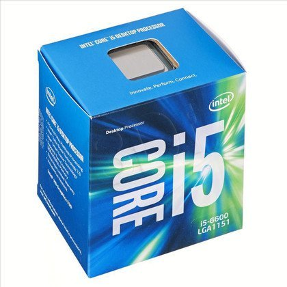 Procesor Intel Core i5 6600 3300MHz 1151 Box