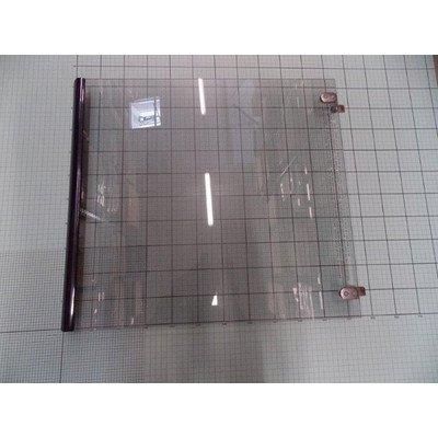 Zespół nakrywy szklanej 53 ABS-czarny (9044625)