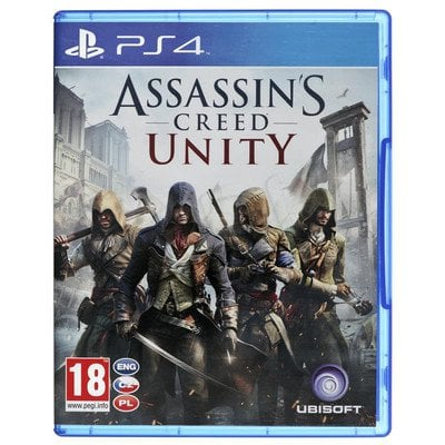 "Gra PS4 Assassin""s Creed Unity"