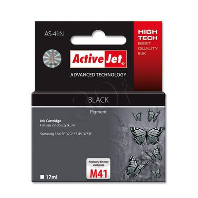 ActiveJet AS-41N tusz czarny do drukarki Samsung (zamiennik Samsung M41) Supreme