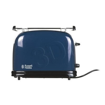 Toster Russell Hobbs Royal Blue (18958-56) (1100W/Niebieski)