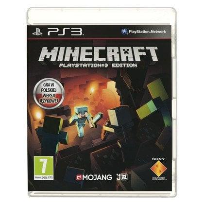 Gra PS3 Minecraft