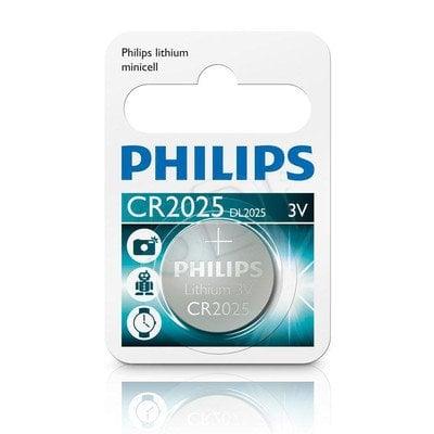 Philips Bateria guzikowa CR2025 blister 1szt.