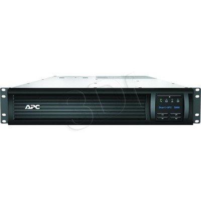 APC SmartUPS 2200 VA RackMount LCD czarny 2U