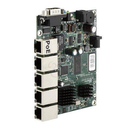 MikroTik RB450G 5xLAN PoE microSD Atheros 680MHz