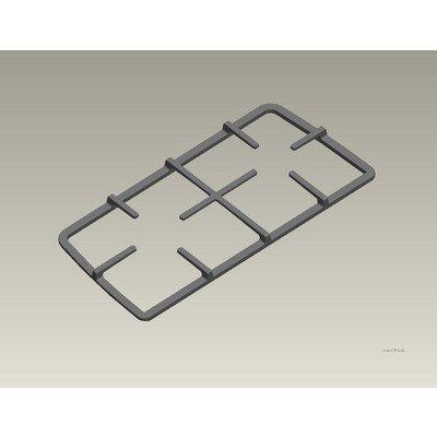 Ruszt 51G żeliwny prosty prawy (8043696)