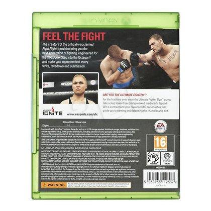 Gra Xbox ONE UFC