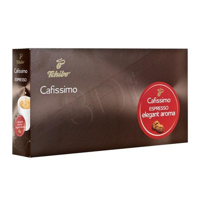 Tchibo Kawa w kapsułkach Cafissimo Espresso Elegant Aroma 8x10szt.