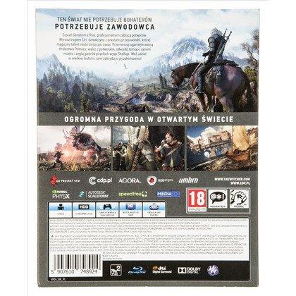 Gra PS4 Wiedźmin 3 Dziki Gon