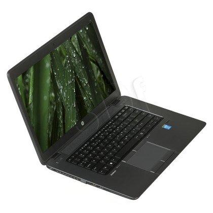 """HP EliteBook 850 G2 i5-5300U 4GB 15,6"""" HD 500+32GB HD5500 Win7P Win8.1P Szary L1D04AW 3Y"""