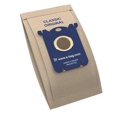 Worki papierowe E200 s-bag Classic do odkurzacza Electrolux- zamiennik do 9000844804